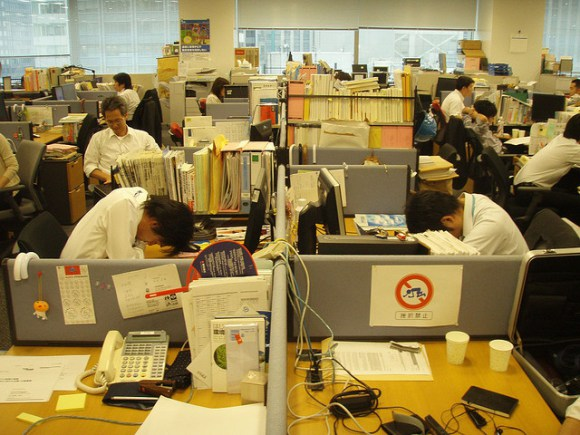 Why do the Japanese Work Such Long Hours?