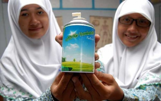 Indonesian High School Students Turn Cow Dung into the Sweet Smell of Success