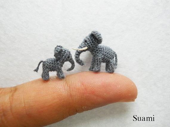 Mini Crochet Animals 10