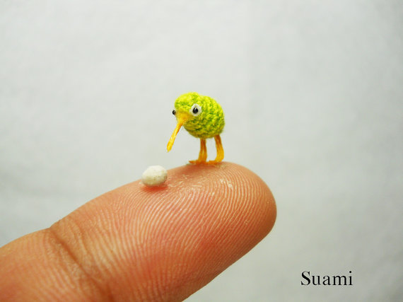 Mini Crochet Animals 11
