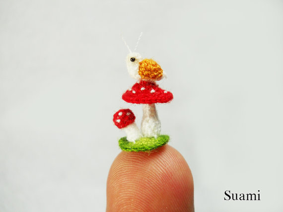 Mini Crochet Animals 12