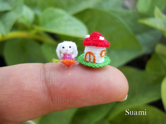 Mini Crochet Animals 14