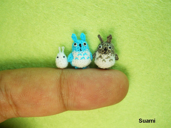 Mini Crochet Animals 19