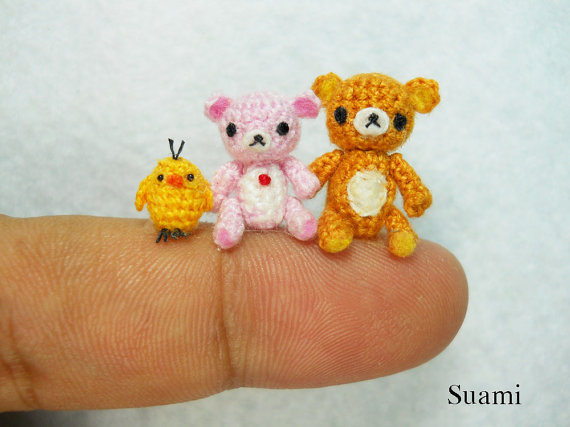 Mini Crochet Animals 20