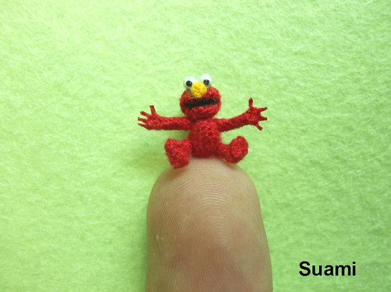Mini Crochet Animals 6