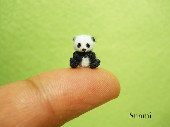 Mini Crochet Animals 8