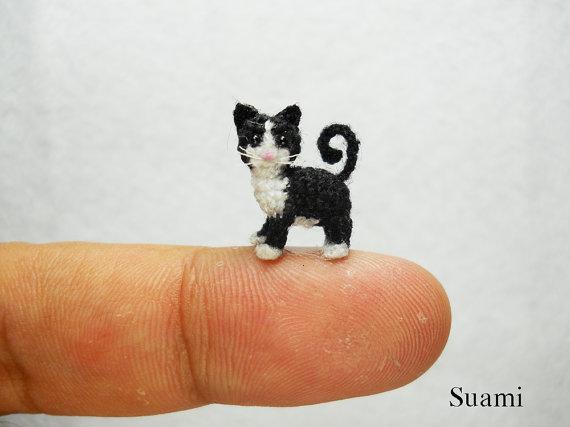 Mini Crochet Animals 9