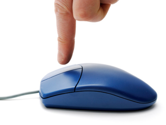 How Many Calories are Burned with the Click of a Mouse?