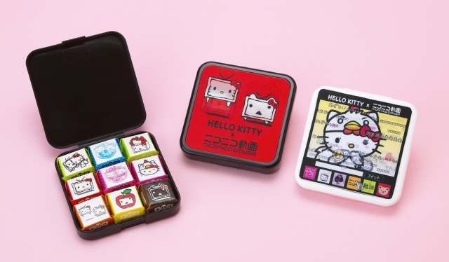 Kitty-vision: Hello Kitty and Niconico Video Get Together for a Sweet Collaboration