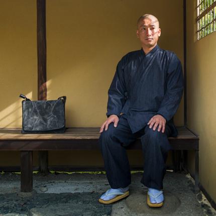Japan's Newest Fashion Trend: Dressing Like a Zen Priest?