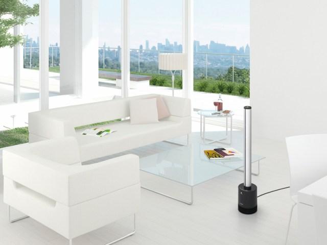"Panasonic Unveils New Ultra Slim ""Year-Round"" Room Fan"