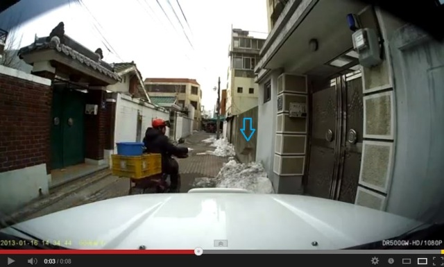 Korean Delivery Guy Shows Us His Supernatural Powers 【Video】