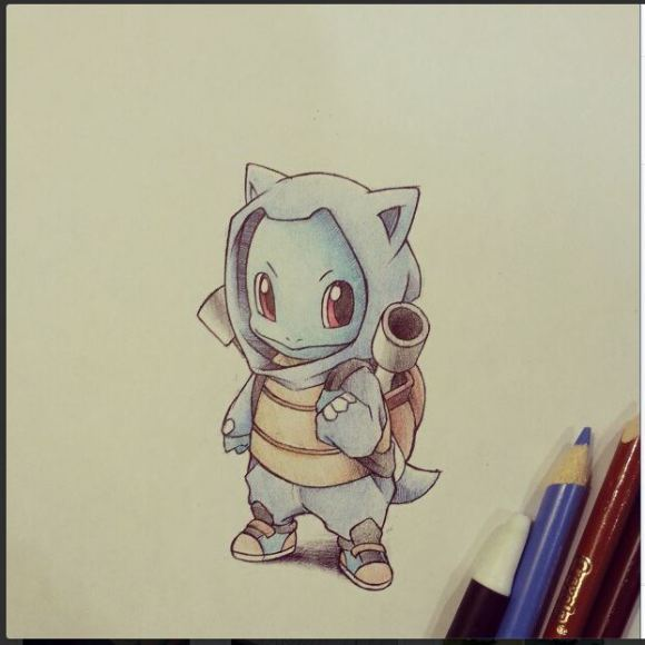 Instagram Artist Achieves the Impossible, Makes Pokémon Even Cuter with Hoodies