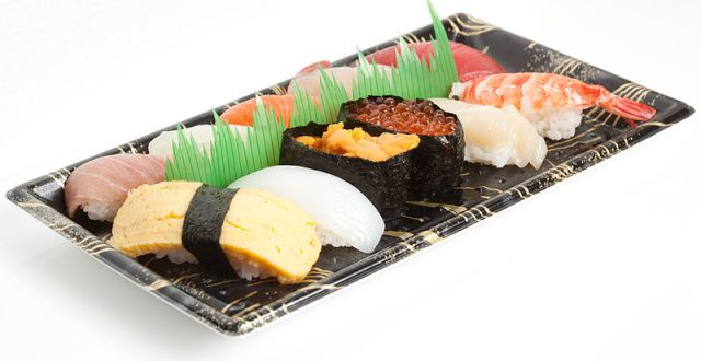 Japan's Top Five Favorite Sushi Toppings
