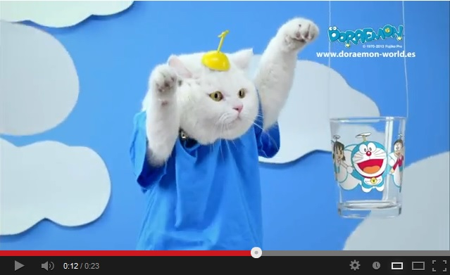 Spanish Commercial Attempts the Impossible and Creates Live Action Doraemon… We Think