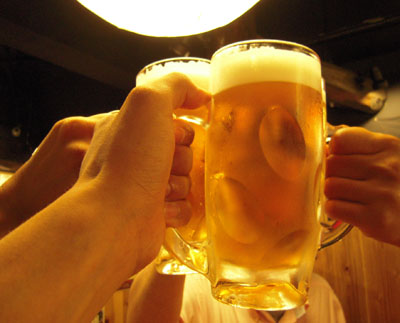 How to Succeed at Japanese Business Using Beer