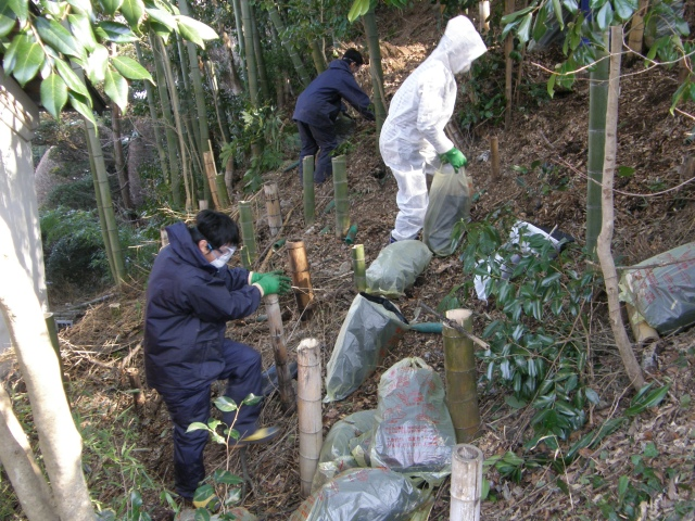 No Improvement for Fukushima Decontamination Workers – Subcontractors Still Only Paying One-fifth Minimum Wage