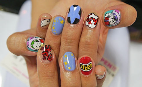 Increasing Demand for Anime-Inspired Japanese Nail Art: Ita Nail Boom!