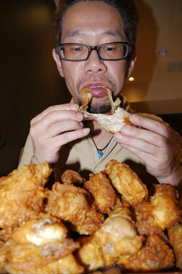 Mr. Sato Food Challenge2