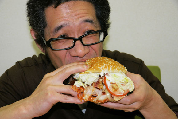 Mr. Sato Food Challenge3