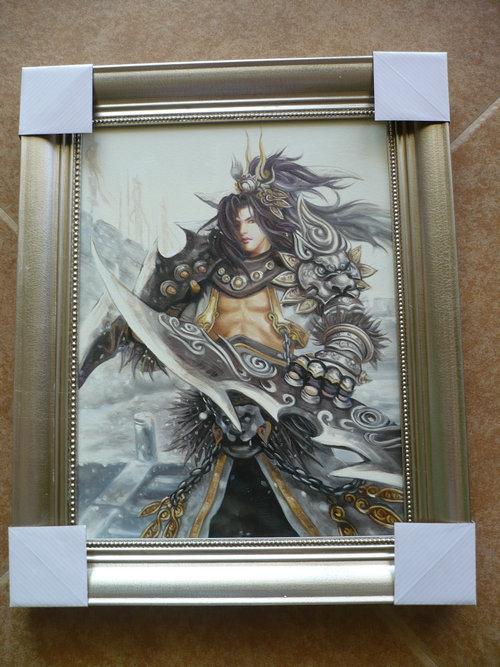 Classy Nerdism: Gallery Specializes in Otaku Oil Paintings