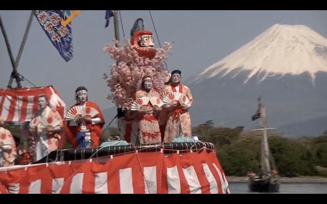 Japan's Crossdressing Fishermen Festival (Video)
