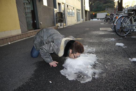 sato-snow snowcone