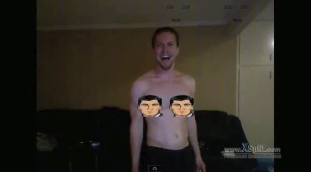 """Procrastination is the Mother of Invention: College Student Invents Kinect """"Boob Tracker"""""""