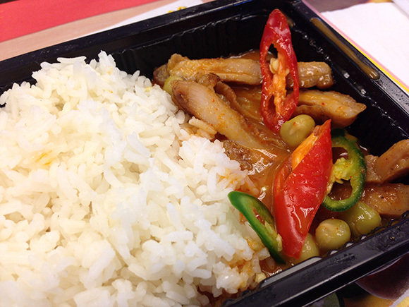 Thai McDonald's Curry7