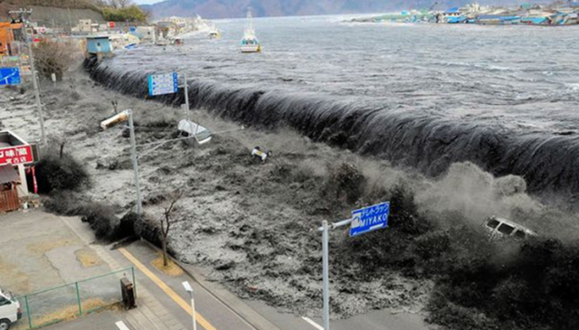 US Tops Japan Earthquake Donor List, Neighboring South Korea Fails to Crack Top 20