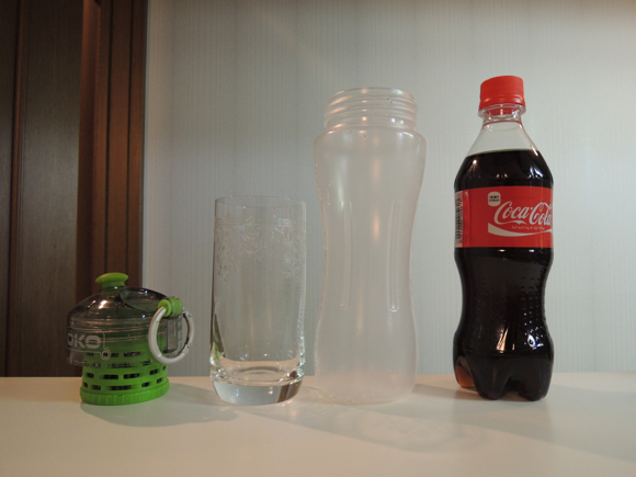 We Made Coca-Cola Transparent and Colorless. It Tastes Like... RocketNews24 12