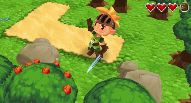 Evoland Celebrates the Growth of the Action RPG Genre in Style, Available to Buy Now 【Review】