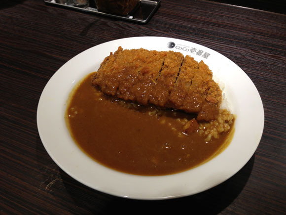 Today's Reason to Come to Japan: Free Curry Refills