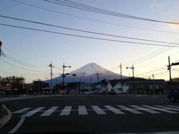Mt. Fuji Moves Towards World Heritage Site Certification