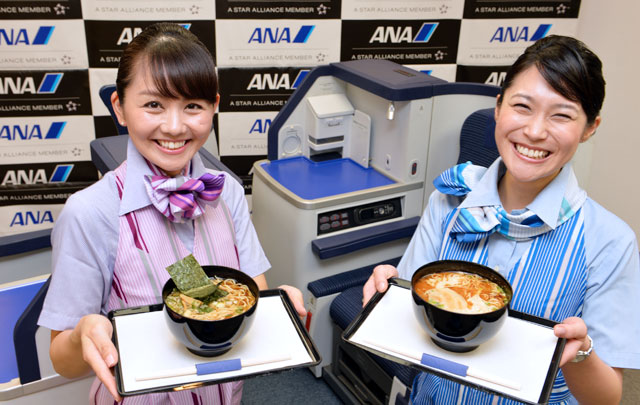 Pigs fly (in broth form) as ANA serves up in-flight Ippudo ramen