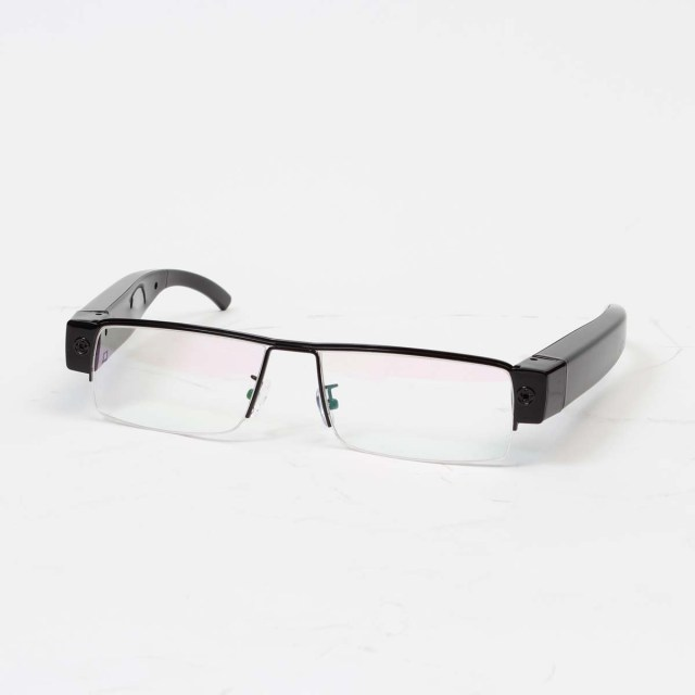 Japanese Electronics Company Releases Camera Glasses for Under US$100