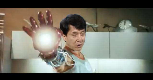 Why Jackie Chan should be the next Iron Man