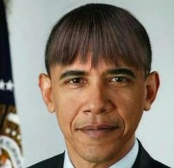 Change You Can't Believe in: Japan Reacts to Obama's Proposed New Hair Style