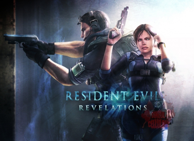Capcom Fills Pool with Blood to Mark Release of Newest Resident Evil