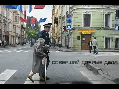 Video of Russian Kindness Affecting People in Japan