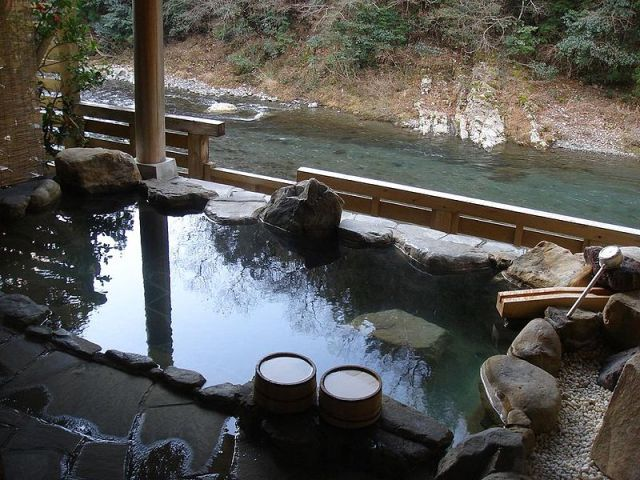Is the fountain of youth located in Japan? New study supports beauty claims of famous Japanese hot spring