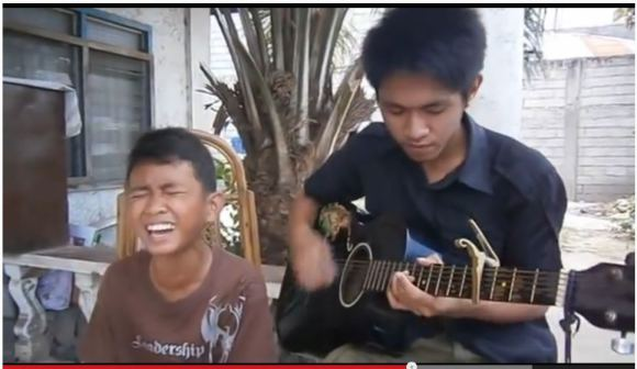 Two Boys in the Philippines Wow the World with Cover of R&B Classic