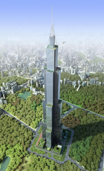 The future is up: The next 'world's-tallest-building'