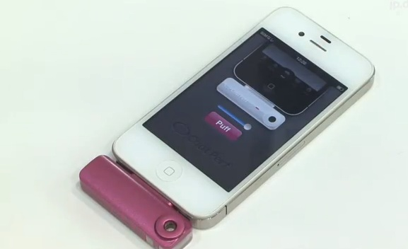 My Smell-o-phone! Japanese Company Set to Make Your Smartphone Stink