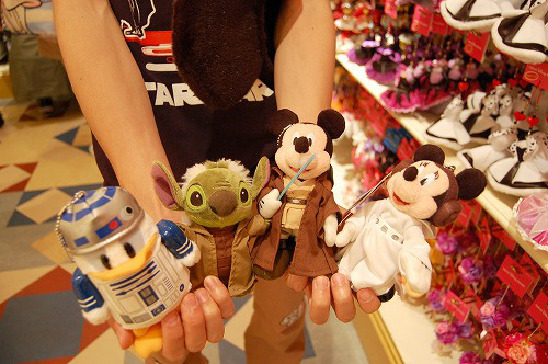 Star Wars Takes Over Tokyo Disneyland to Celebrate Reopening of Star Tours2