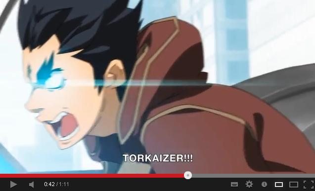 Abu Dhabime? Middle Eastern mech anime 'Torkaizer' turns Japan's heads with trailer