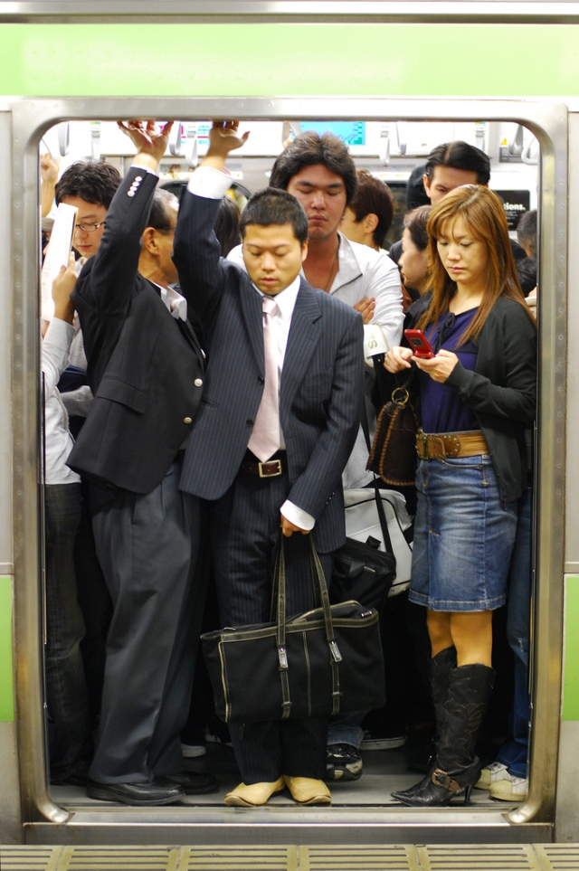 Guilty and NEVER Proven Innocent – Every Male Train Rider's Nightmare in Japan