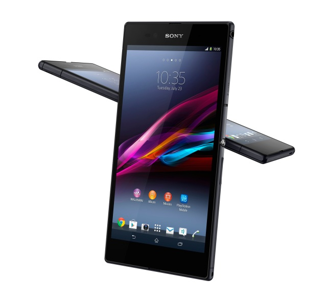 Sony announces mammoth 6.5-inch smart phone: the Xperia Z Ultra