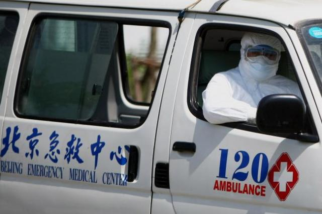 Some Chinese 'ambulances' not suited to save you