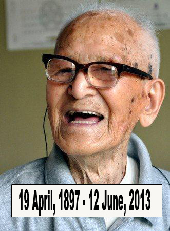 World's oldest man, Jiroemon Kimura, passes away at 116